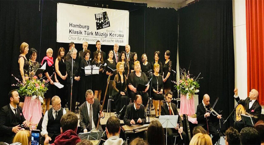 Chor für klassische türkische Musik in Hamburg