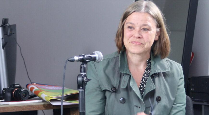Lesung mit Cornelia Manikowsky
