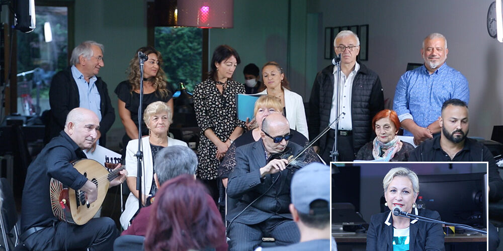 Lesung mit Rukiye Cankiran und Konzert mit Chor für klassische türkische Musik (Erol Arslan)